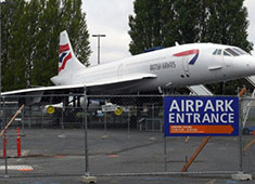concorde in seattle