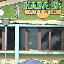 CUBA - Havana Golf club (Cuba culture) golf holiday