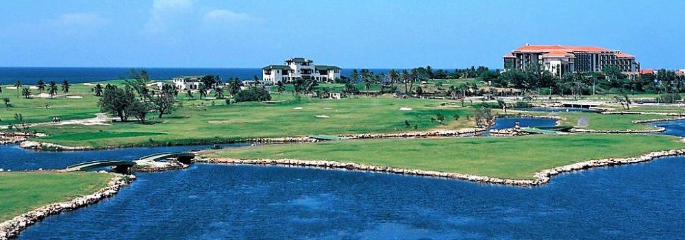 CUBA - Varadero Golf holiday luxury Melia Hotel