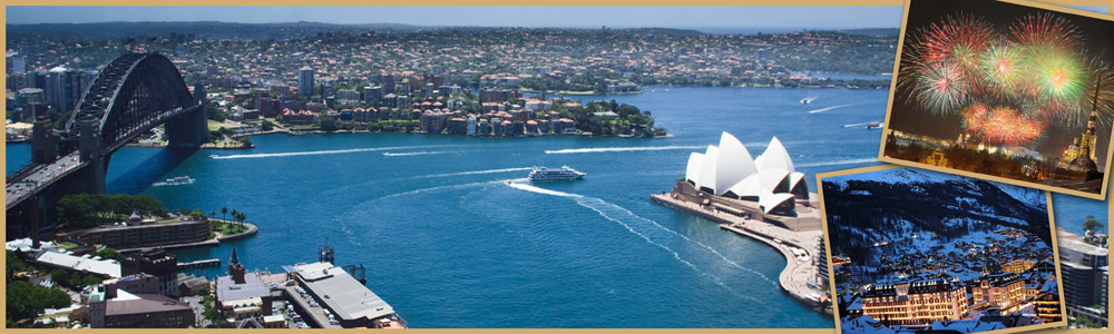 Exclusive collection of worldwide holiday tours for Luxury holidays worldwide