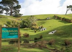 new zealand hobbit lord of the rings tour