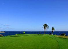 canary islands golf
