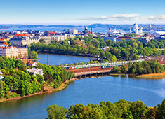 helsinki city holiday