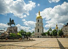 kiev city break
