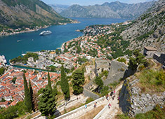kotor city breaks