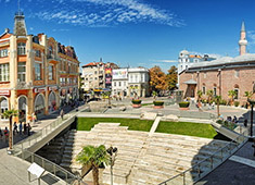 plovdiv luxury city break