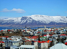 reykjavic city break