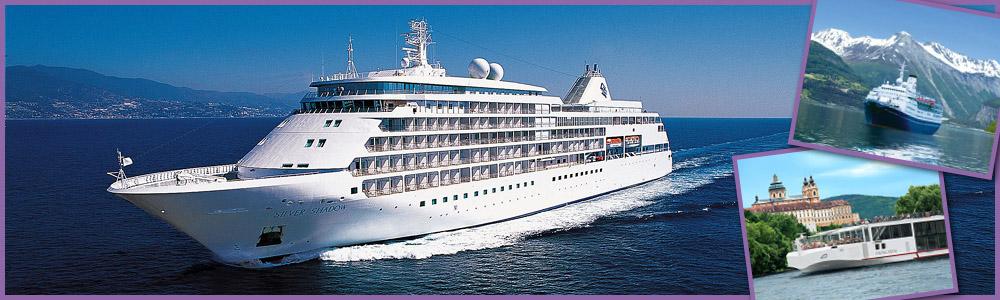 ocean and river cruises