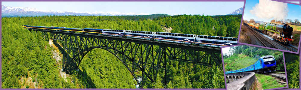 worldwide rail tours and holidays