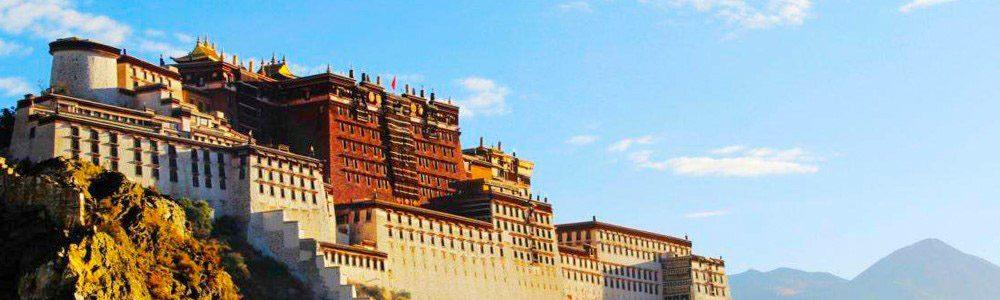 TIBET - Potala Palace tour
