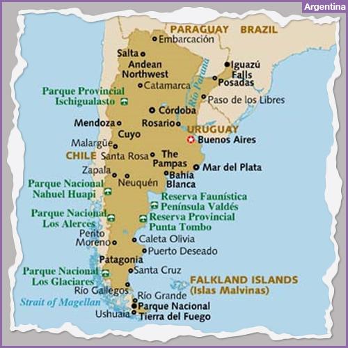 Destination ARGENTINA