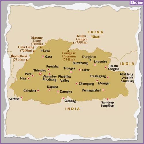 Destination BHUTAN