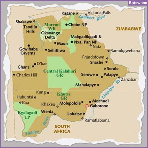 Destination BOTSWANA