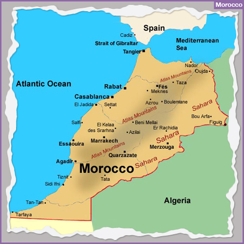 Destination MOROCCO