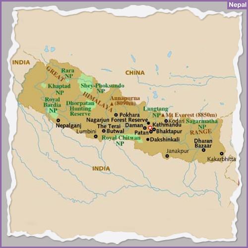 Destination NEPAL