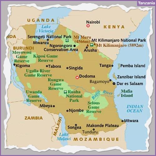 Destination TANZANIA