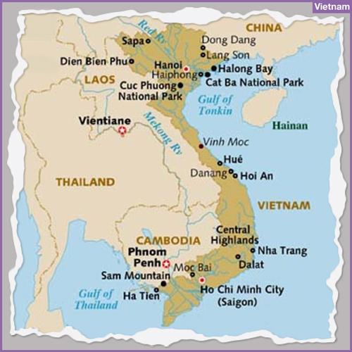 Destination VIETNAM