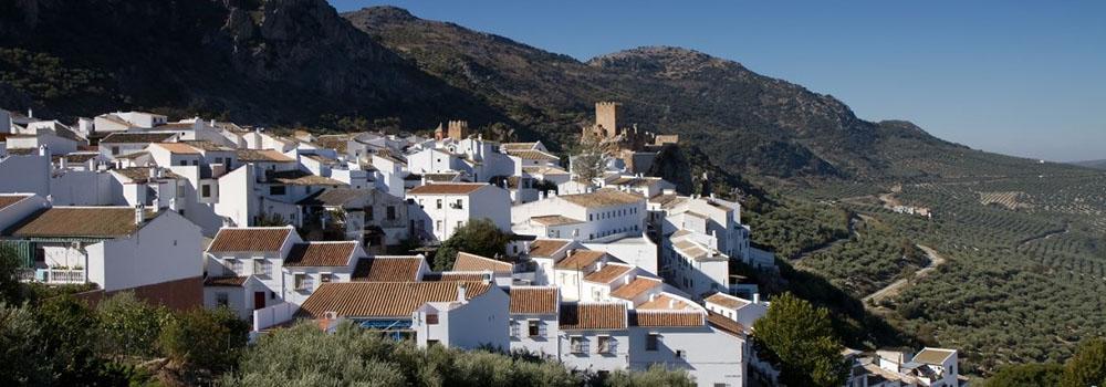 ANDALUCIA - Destination Image ( Zuheros)