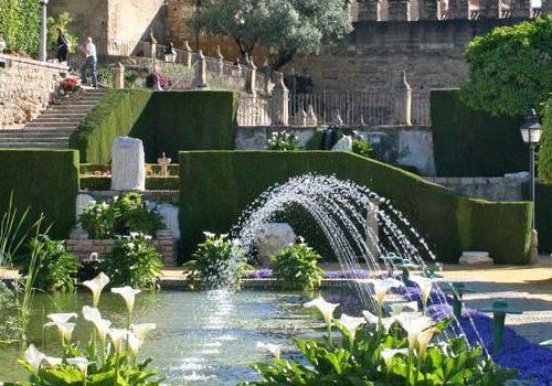 Andalusia CCT (image 3) Cordoba Alcazar Gardens