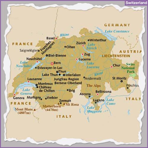 Destination SWITZERLAND