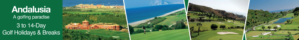 ANDALUSIA Destination Golf Holidays