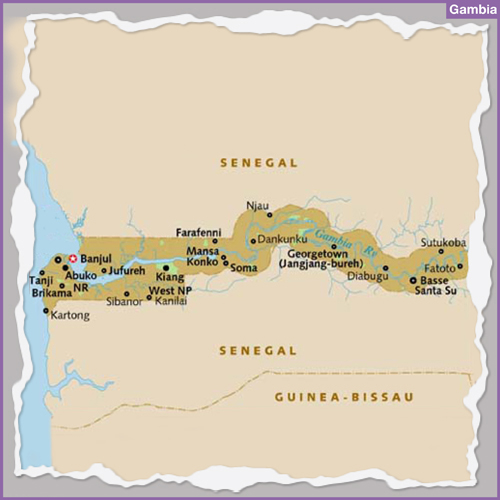 Destination GAMBIA luxury holiday tours