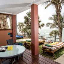GAMBIA DESTINATION - Nagala Lodge Macondo Pool suite