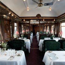 ORIENT EXPRESS - Dining car (Tour image) Kirker