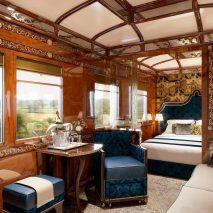 ORIENT EXPRESS - Grand Cabin Suite (Tour image) Belmond