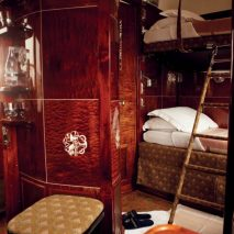 ORIENT EXPRESS - Twin cabin (Tour image) kirker