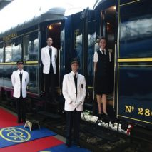 ORIENT EXPRESS - Welcombe (Tour Image)