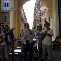 HAVANA - Band in Plaza Vieja
