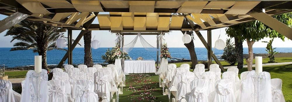 WEDDING PLANNERS EXPERIENCE Athena Beach Hotel Cyprus
