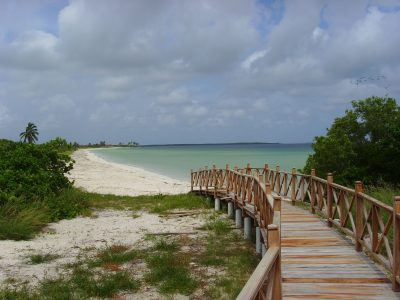 CUBA - Cayo Ensinachos Beach