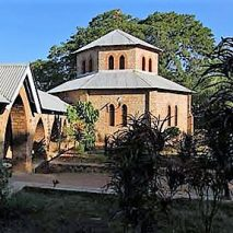 MALAWI - LIKOMA ISLAND - St Peters Cathedral