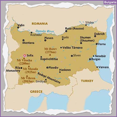 bespoke luxury travel Destination BULGARIA