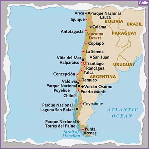 bespoke luxury travel Destination CHILE
