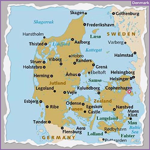 bespoke luxury travel Destination DENMARK