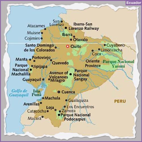 bespoke luxury travel Destination ECUADOR