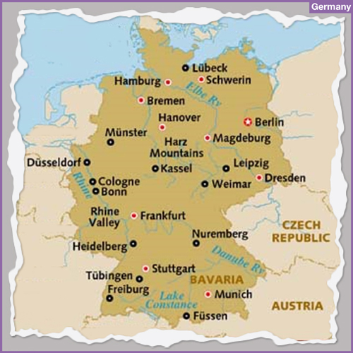 bespoke luxury travel Destination GERMANY