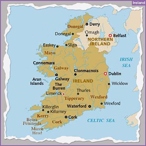 bespoke luxury travel Destination IRELAND