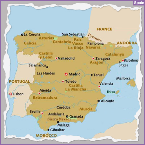 bespoke luxury travel Destination SPAIN
