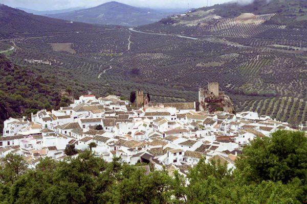 Cuenca visual de Zuheros. Los Montes - Subbética.