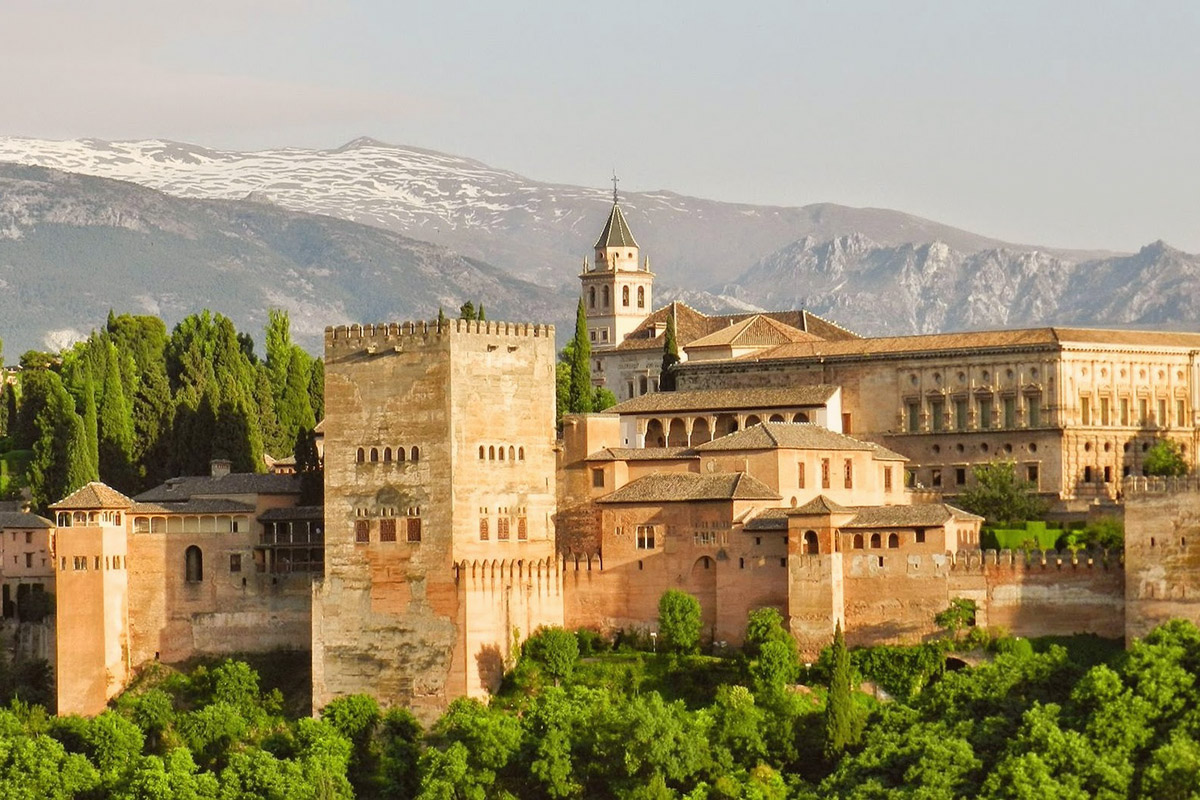 Andalusia Classic Cities luxury tour