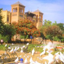 Andalusia Destination Page - CLASSIC CITIES (Andalucia Gardens)
