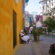 CUBA destination discovery Street Scene